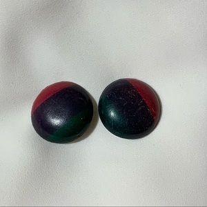 🔥3/10$🔥 Vintage Clip On Earrings